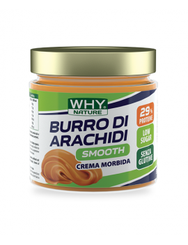 Why - Burro di Arachidi 350g