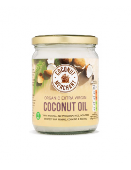 Coconut Merchant - Olio di Cocco Extra Vergine 500 ml
