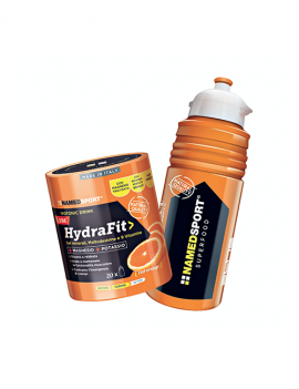 Named - Hydrafit 400 g + Borraccia