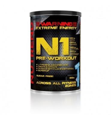N1 Pre-Workout 510gr