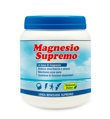 Magnesio Supremo 300gr