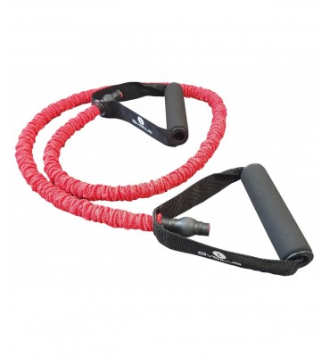Power Elastico Fitness Strong Rosso