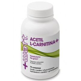 Acetil L Carnitina+ 75 cpr