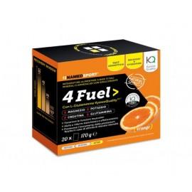 4 Fuel Sport Bustine 20 X 8,5 g