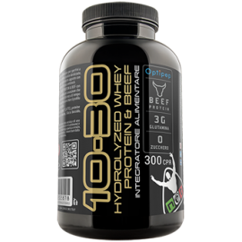 10 30 Hydrolyzed Whey Protein & Beef