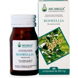 Boswellia 60 Cpr 500mg