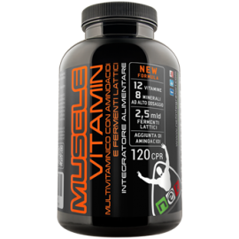 Muscle Vitamin 120cps