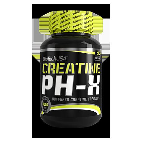 Creatine pH-X 90cps