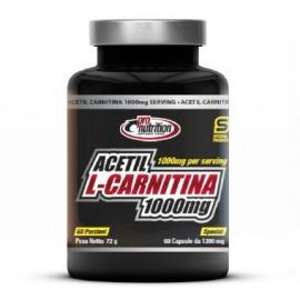 Acetil L-Carnitina 60cps