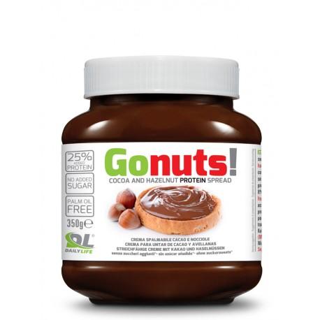 GoNuts Crema di Cacao e Nocciole Proteica 350gr