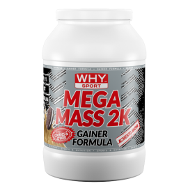 Mega Mass 2k 2000gr