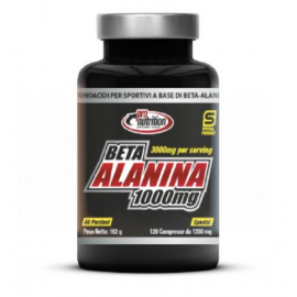 Beta Alanina 1000mg 120cps