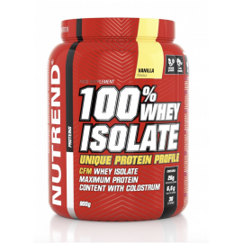 100% Whey Isolate 900gr