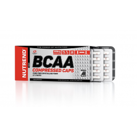 BCAA Compressed 120cps