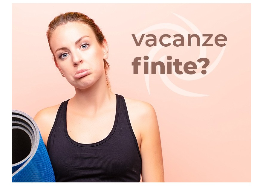 Vacanze finite?