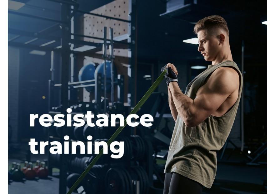Allenarsi con i sovraccarichi: il resistance training